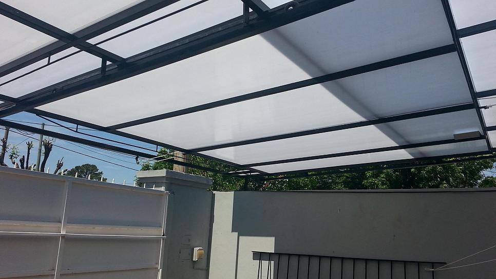 techo corredizo en policarbonato | protecciones solares exclusivas