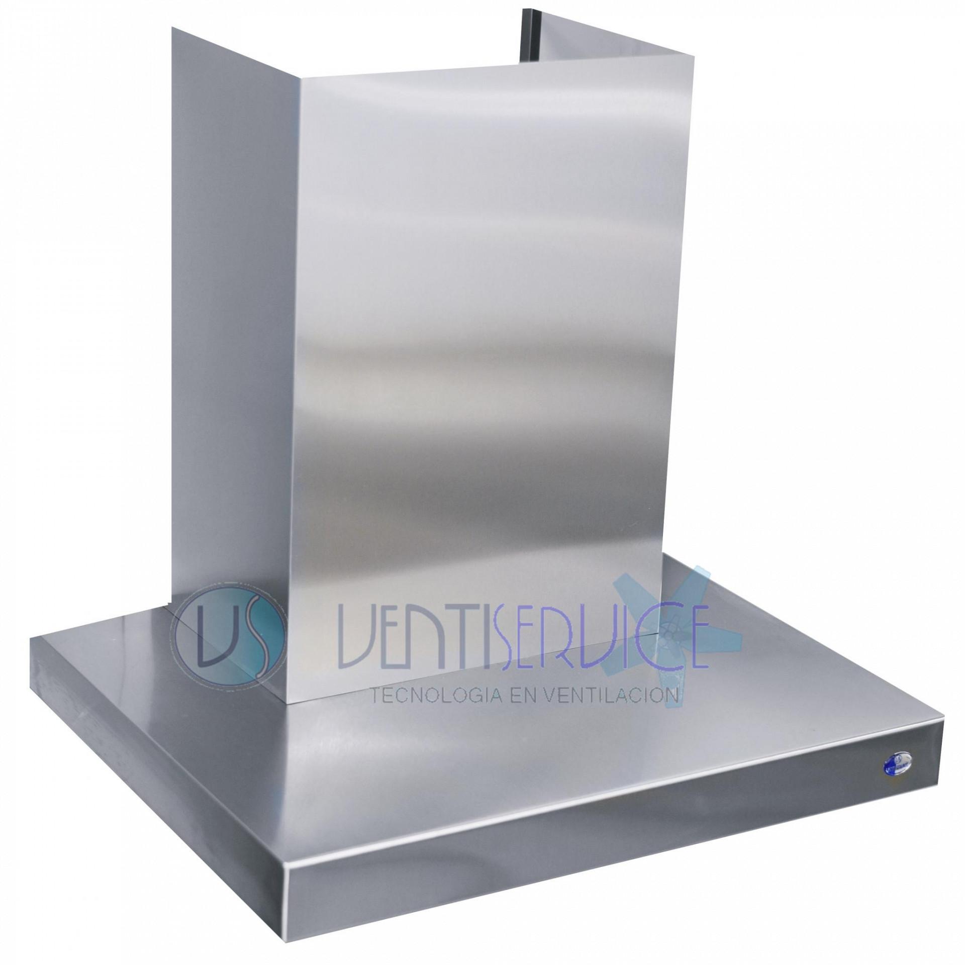 Bienvenido ventiservice campanas de cocina ventilacion for Extractor de cocina industrial