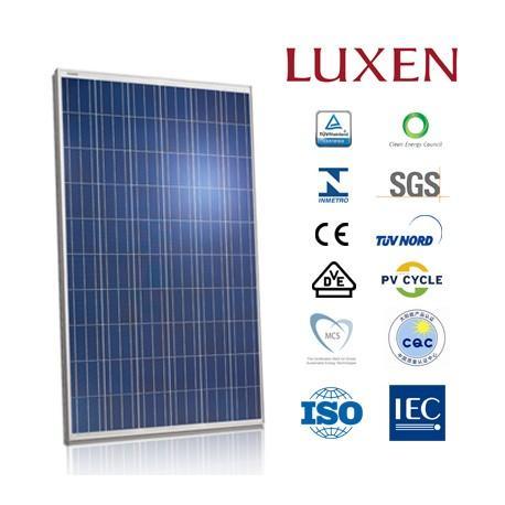 Paneles Bater 205 As Inversores Termotanques Solares